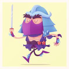 shredder by matt kaufenberg teenage mutant ninja turtles cartoon characters tmnt