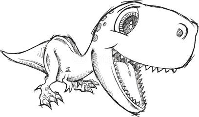 cute dinosaur tattoos google search