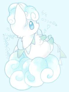 alolan vulpix pokemon manga pokemon sun cute pokemon alolan vulpix alolan ninetales