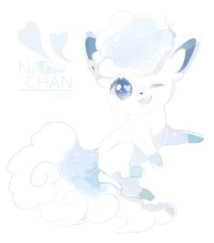 ice vulpix by natx chan on deviantart
