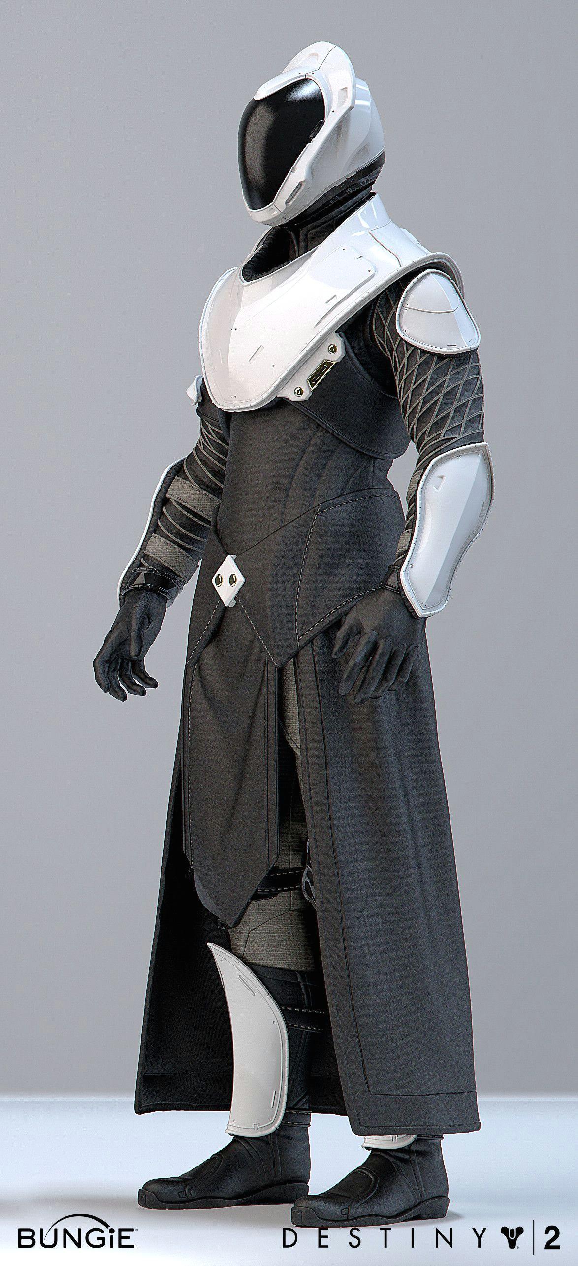 artstation destiny 2 io gensym knight warlock gear roderick weise