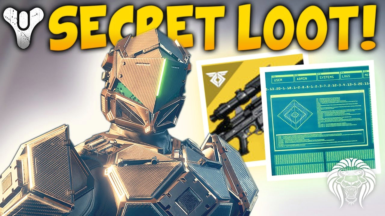destiny 2 secret rasputin unlocks new loot black spindle door puzzle keys raid info