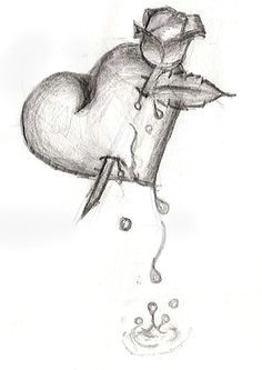 heart drawings dr odd