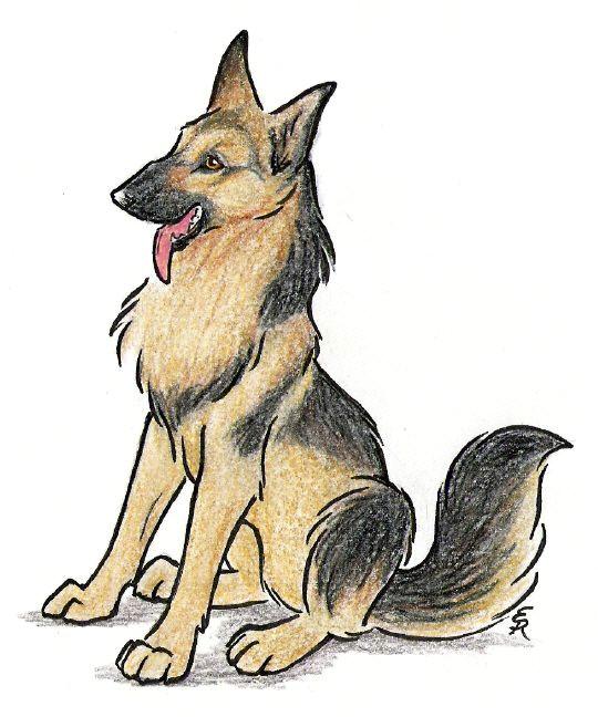 happy german shepherd by wildspiritwolf on deviantart art paintings drawings posters etc pinterest drawings art and animal drawings