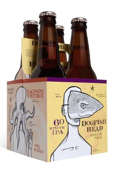 dogfish head repackaging