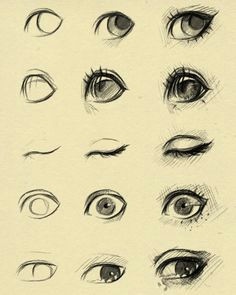 eyes reference 2 drawings of eyesanime eyes drawingdragon