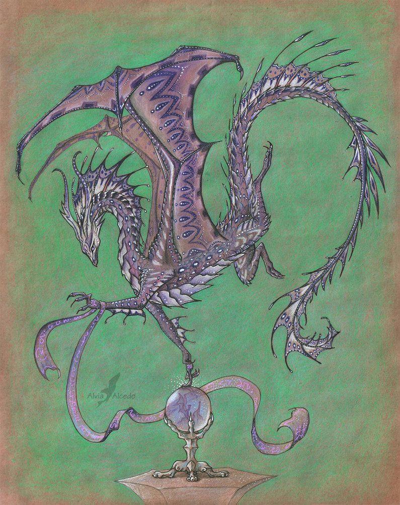 amethyst dragoness by alviaalcedo deviantart com on deviantart white dragon dragon 2