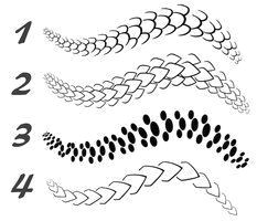 another type od dragon scales snake drawing simple dragon drawing doodle drawing chinese