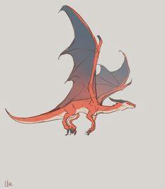 dragon flying gif le yamamura