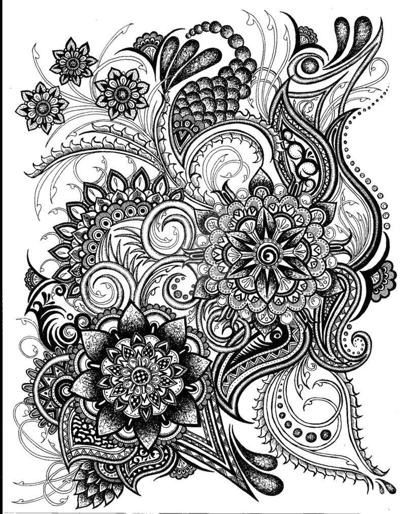 freeform drawing 1 by mafidia on deviantart