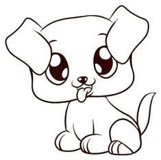how to draw a puppy step 6 cutepuppytodraw