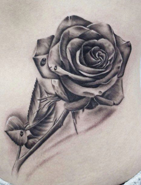 every rose has it s thorns