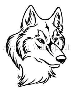 oploz tattoo wolf head tattoo wolf drawing easy wolf head drawing simple wolf