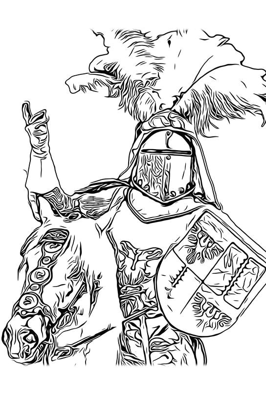 the wolves of trisidian artist coloring book epic medieval fantasy coloring book series