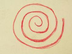 waldorf 1st grade form drawing spiral main lesson book waldorf math