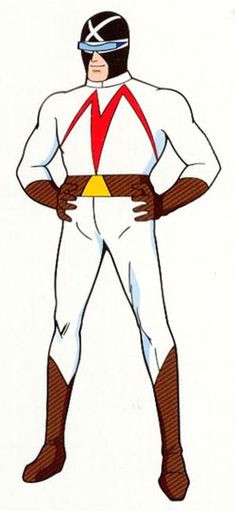 racer x of speed racer speed racer characters speed racer cartoon old