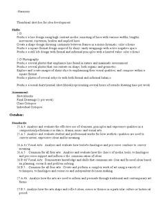 ap studio art 2 d design doc art rubric rubrics syllabus examples class