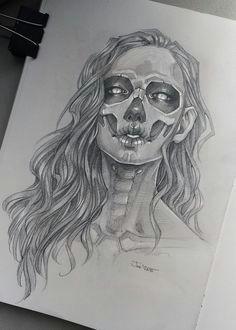 no 4 1 by sashajoe deviantart com on deviantart skull art art