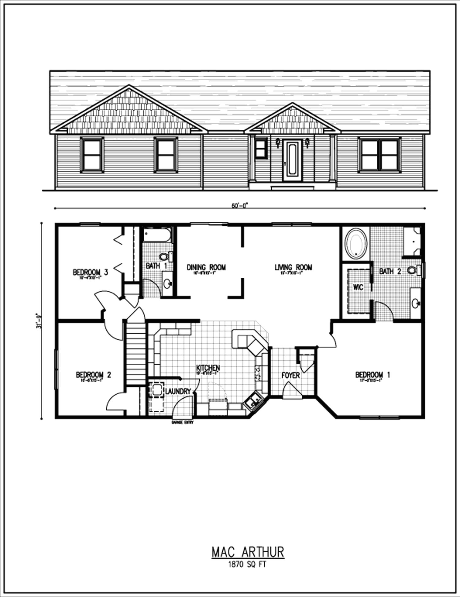 4 bedroom ranch style home plans new simple ranch house plans simple floor plans best design