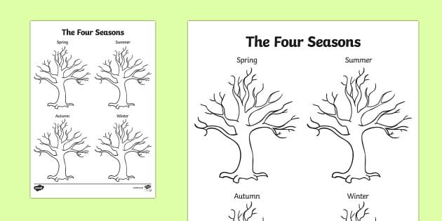 t t 9458 four seasons tree drawing template ver 1 jpg