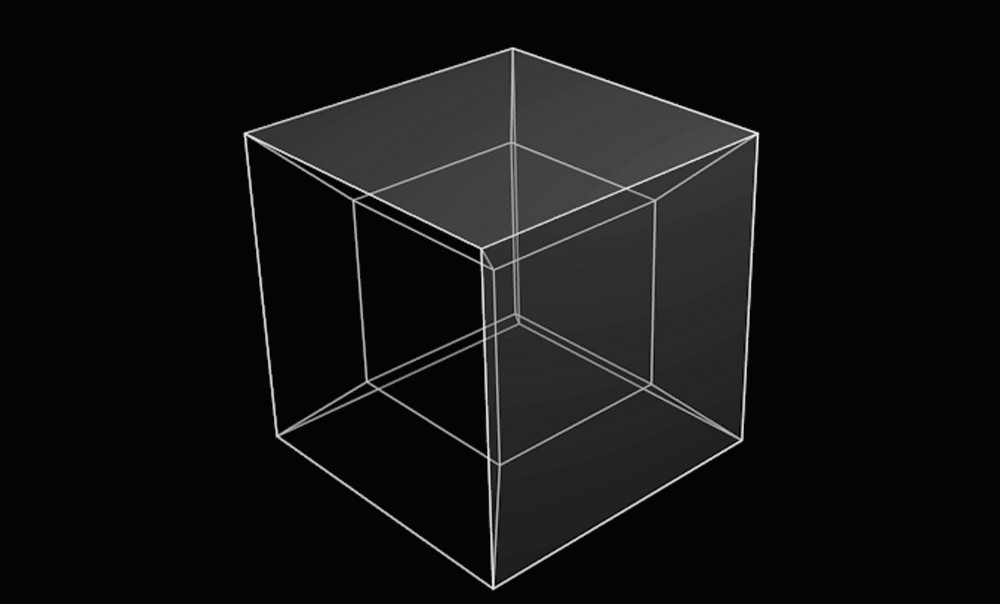 the geometry of the fourth dimension and the space time continuum