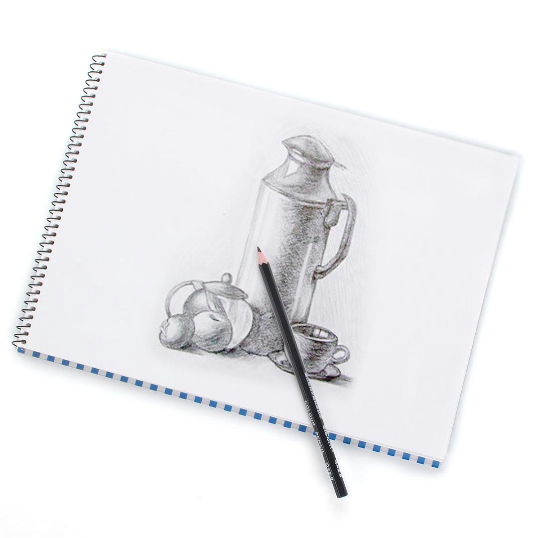groa handel kicute a4 spirale coil bound art sketch buch kunstler zeichnung pad weia buch 30 blatter notebooks schreibblocke notebook von harriete