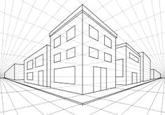afbeeldingsresultaat voor 2 point perspective 5 point perspective perspective drawing lessons forced perspective