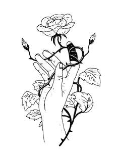 medea play dishonored tattoo hades tattoo hand outline minimalist drawing line