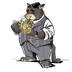 had a cigar the other day and felt like a boss fatcat