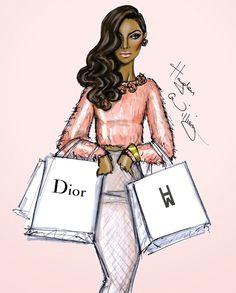 hayden williams fashion illustrations shopping galore by hayden williams fashion illustrations fashion