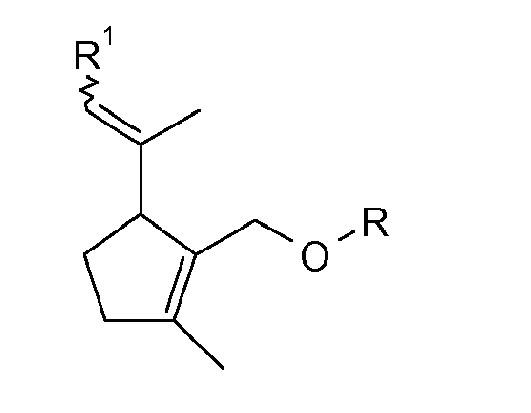 Drawing 9g Ep2048127a1 2 Alkoxymethyl 3 isoalkenyl 1 Methylcyclopentene