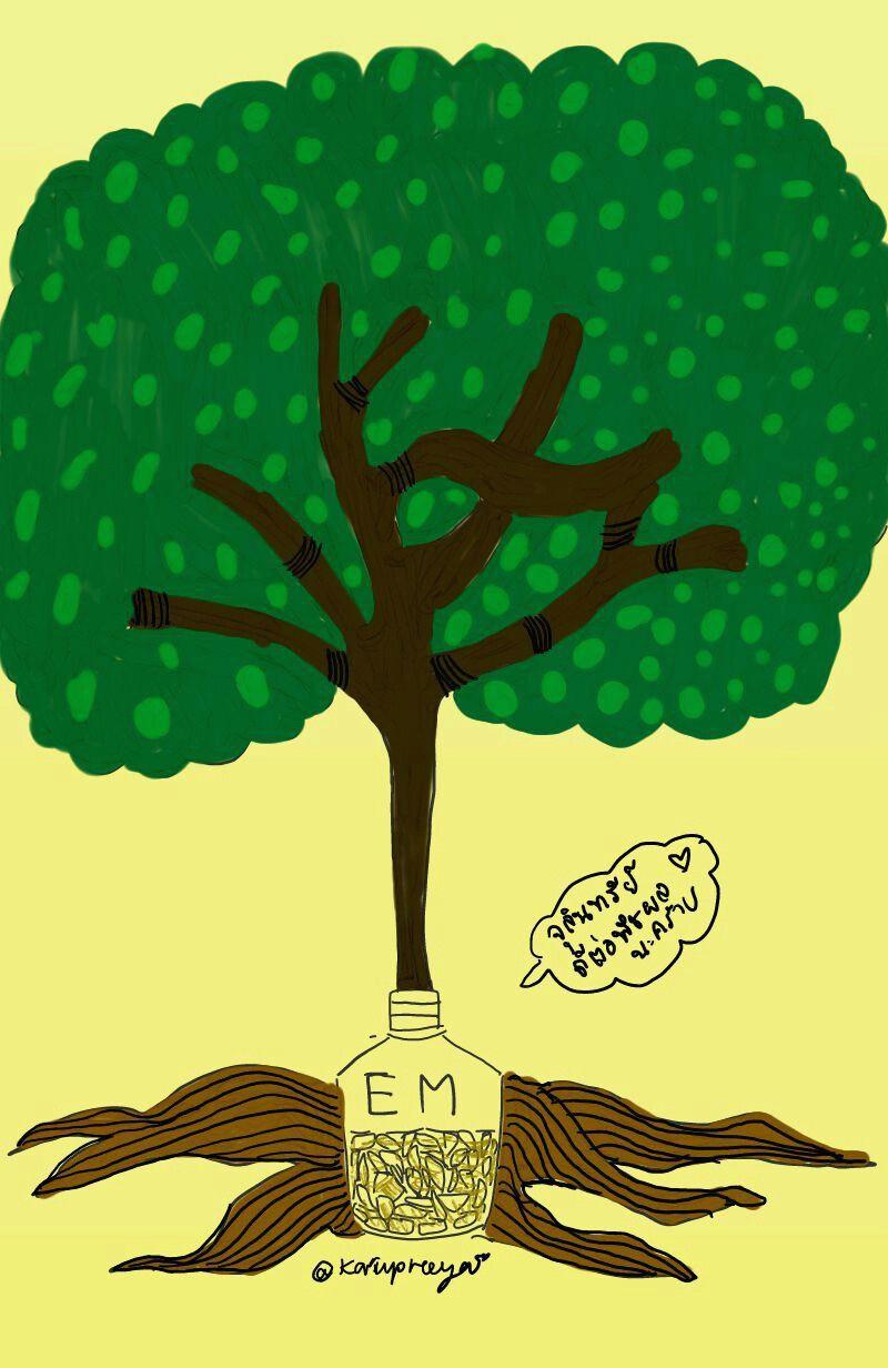 em ball for environment