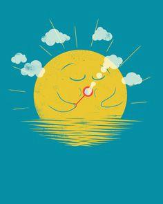 sun and clouds cute drawings cute illustration cute art cartoon clouds
