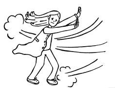 cloud wind drawing cloud wind drawing cloud wind drawing drawing hair hair sketch