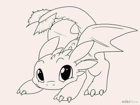 easy dragon drawings easy drawings toothless drawing drawing techniques drawing tips