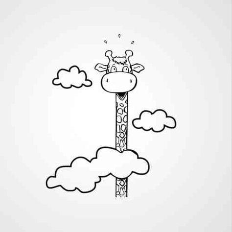 naar product animal doodles easy giraffe drawing easy doodles cute doodles easy