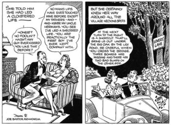 Drawing A Cartoon Strip Comic Strip Wikipedia