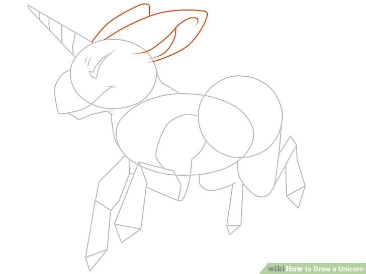 image titled draw a unicorn step 5