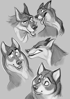 wolves by vixiearts redbubble cool cartoon drawings drawing cartoons wolf drawings