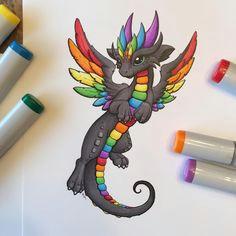 by dragons amp beasties http dragonsandbeasties deviantart com cute dragon drawingcute