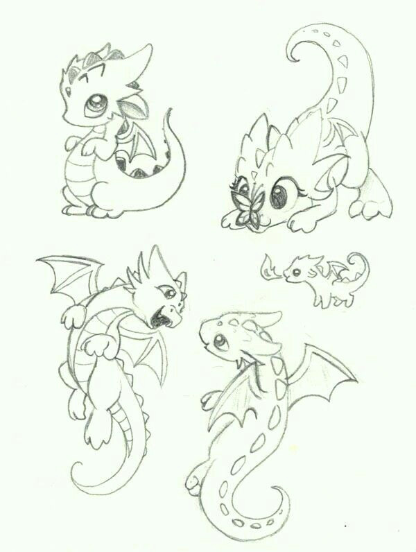 Drawing A Cute Dragon Pin by Arun Singh On Drawing Images Drawings Dragon Art Dragon