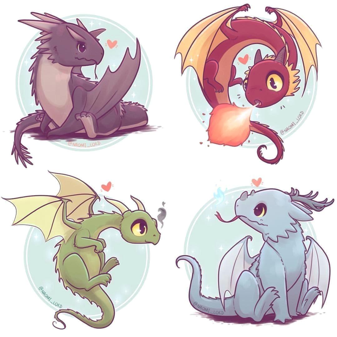 want to snug a dragon