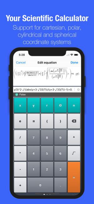 quick graph 4 scientific graphing calculator
