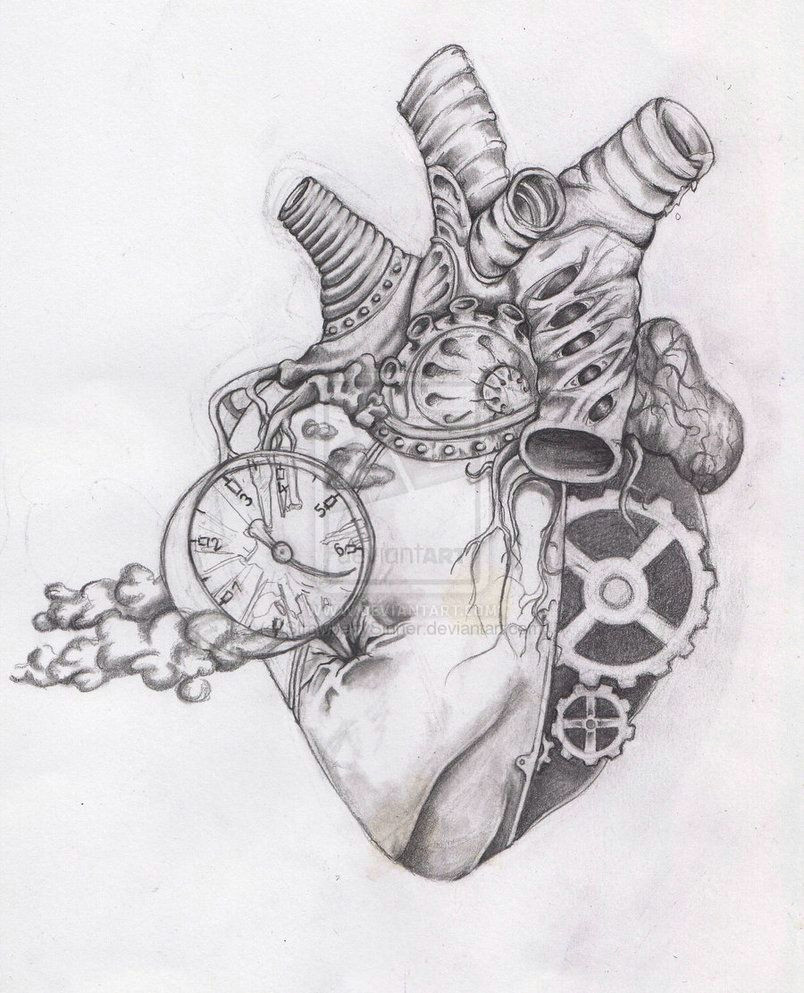 biomec heart by strawberrysinner