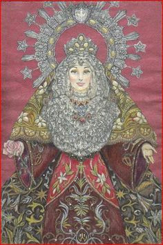nuestra sea ora de la rosa mystica our lady of the mystic rose lady madonna