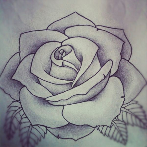 tatoo art rose rose tattoo design by alyx wilson society6
