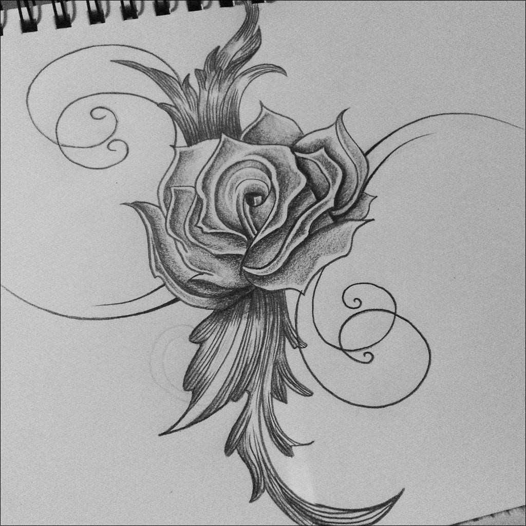 ausmalbilder mandala rosen idee rose tattoo tribal drawing cassandrawilsonenvyd by cassandrawilson