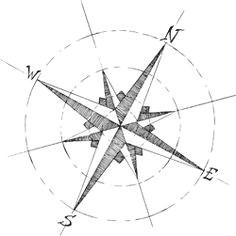 compass rose compass drawing compass art compass tattoo compass design mariners compass