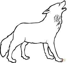 resultat de recherche d images pour silhouette loup maternelle bear coloring pages