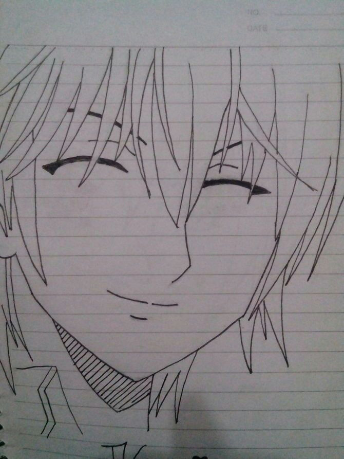 how to draw an anime character with pictures wikihow